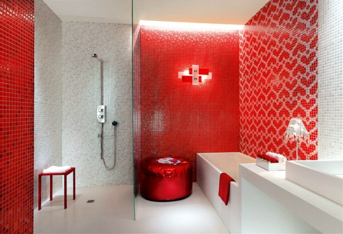 Ванная комната модерн.