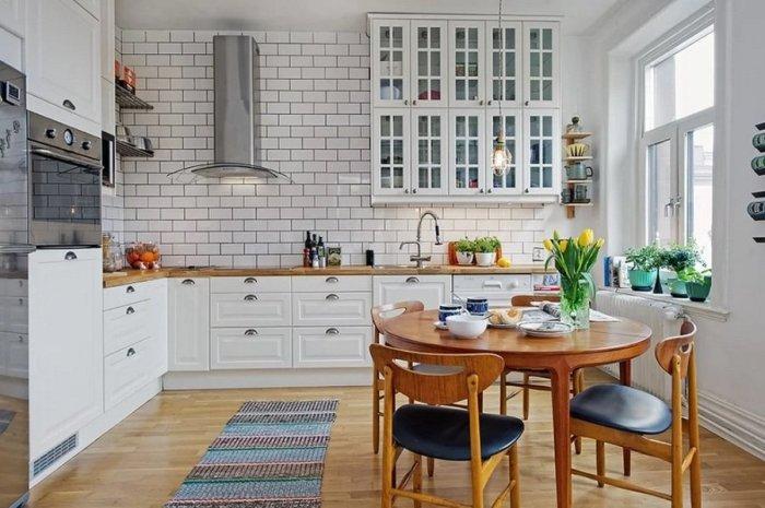 Кухня скандинавская.