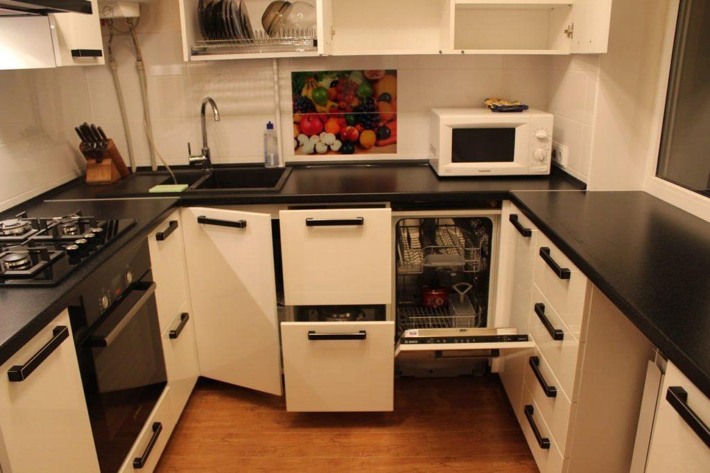 Оснащение современного кухонного гарнитура функциональной техникой