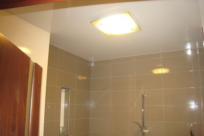 Осветительные приборы для ванной.