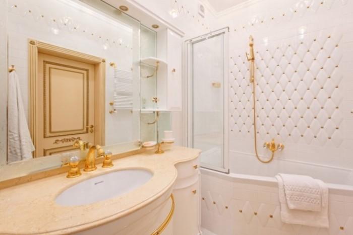 Классическая ванная аксессуары.