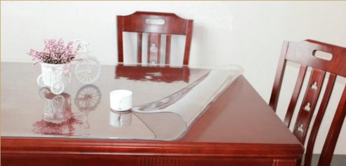 Силиконовая подложка на стол.