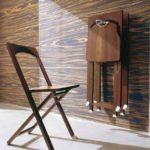 Складные стулья из натуральной древесины