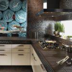 Декоративное освещение кухонного фартука