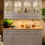 Внутренняя подсветка кухонных шкафов