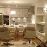 Декоративные ниши в дизайне кухни