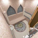 Дизайн ванной с турецкой парилкой