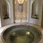Чаша для купания в турецкой бане