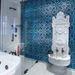 Сантехника в ванной турецкого стиля