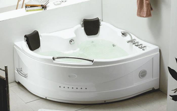 Функция гидромассажной ванны.