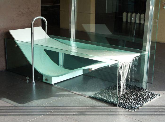 Защита от скольжения в ванне.