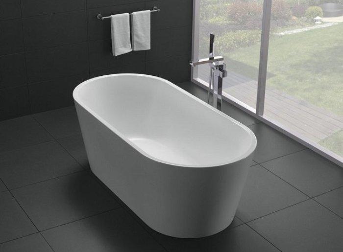 Ванна минимализм.