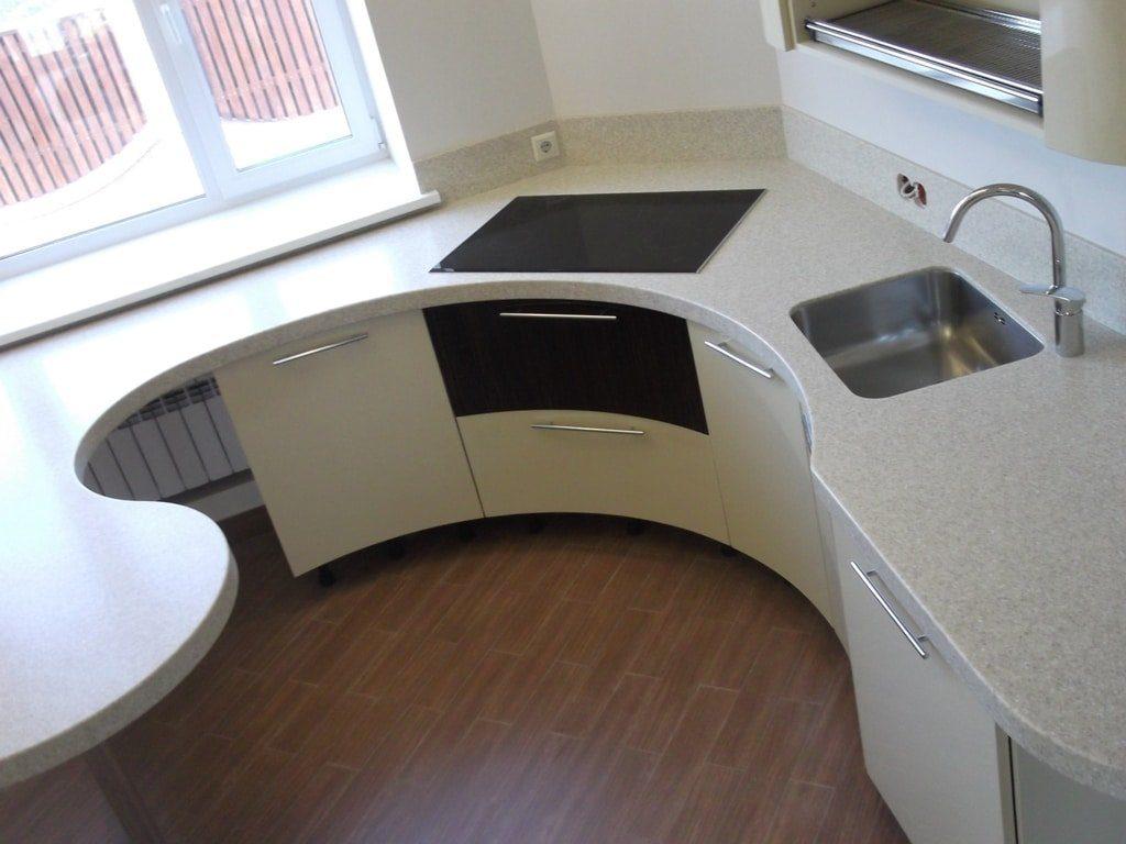 Кухонный гарнитур на заказ для кухни хрущевки