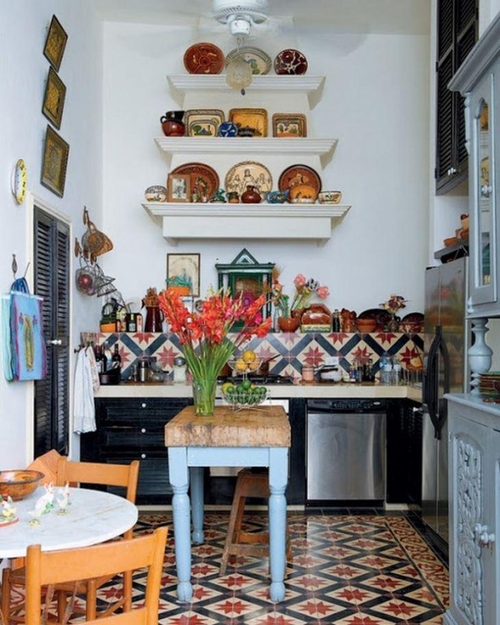 Декор кухни в арабском стиле