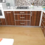 Линолеум на кухонном полу