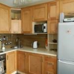 Рамочные фасады кухонной мебели