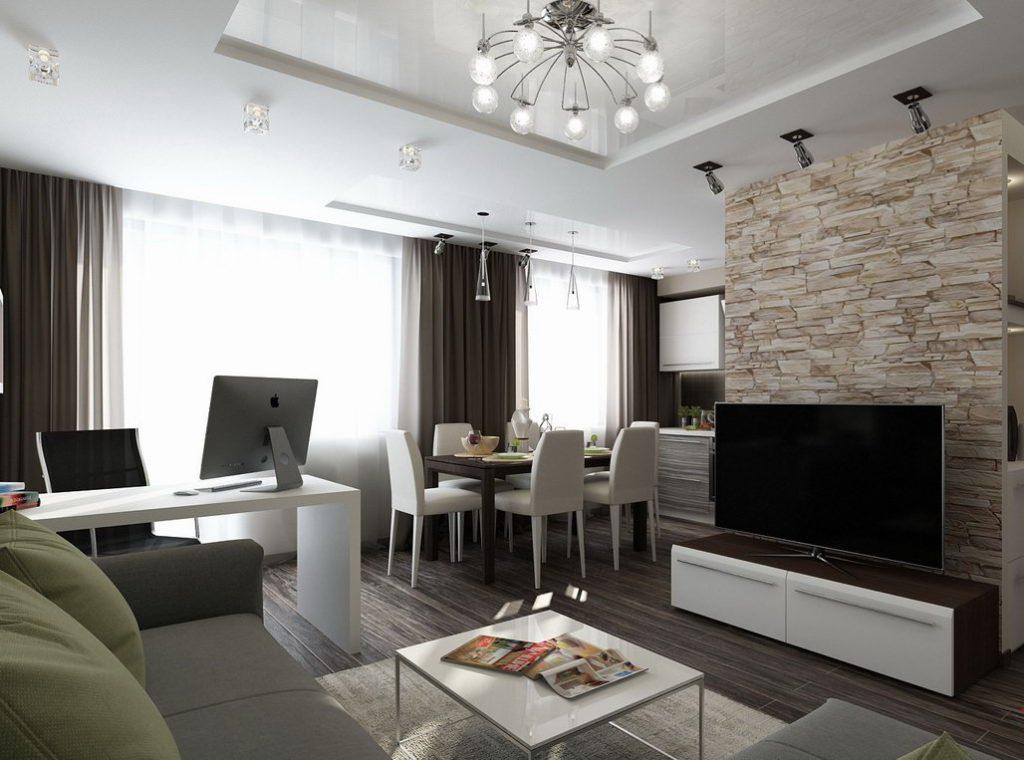 конфликты проекты кухня гостиная в панельном доме фото фото для