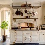 Кухонная мебель в ретро стиле