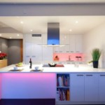 организация комфортного освещения кухни
