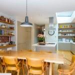 Кухонные стулья с удобными спинками