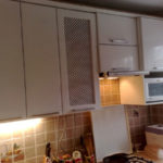 Подсветка рабочей зоны кухни в хрущевке