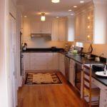 Освещение кухни небольшой площади