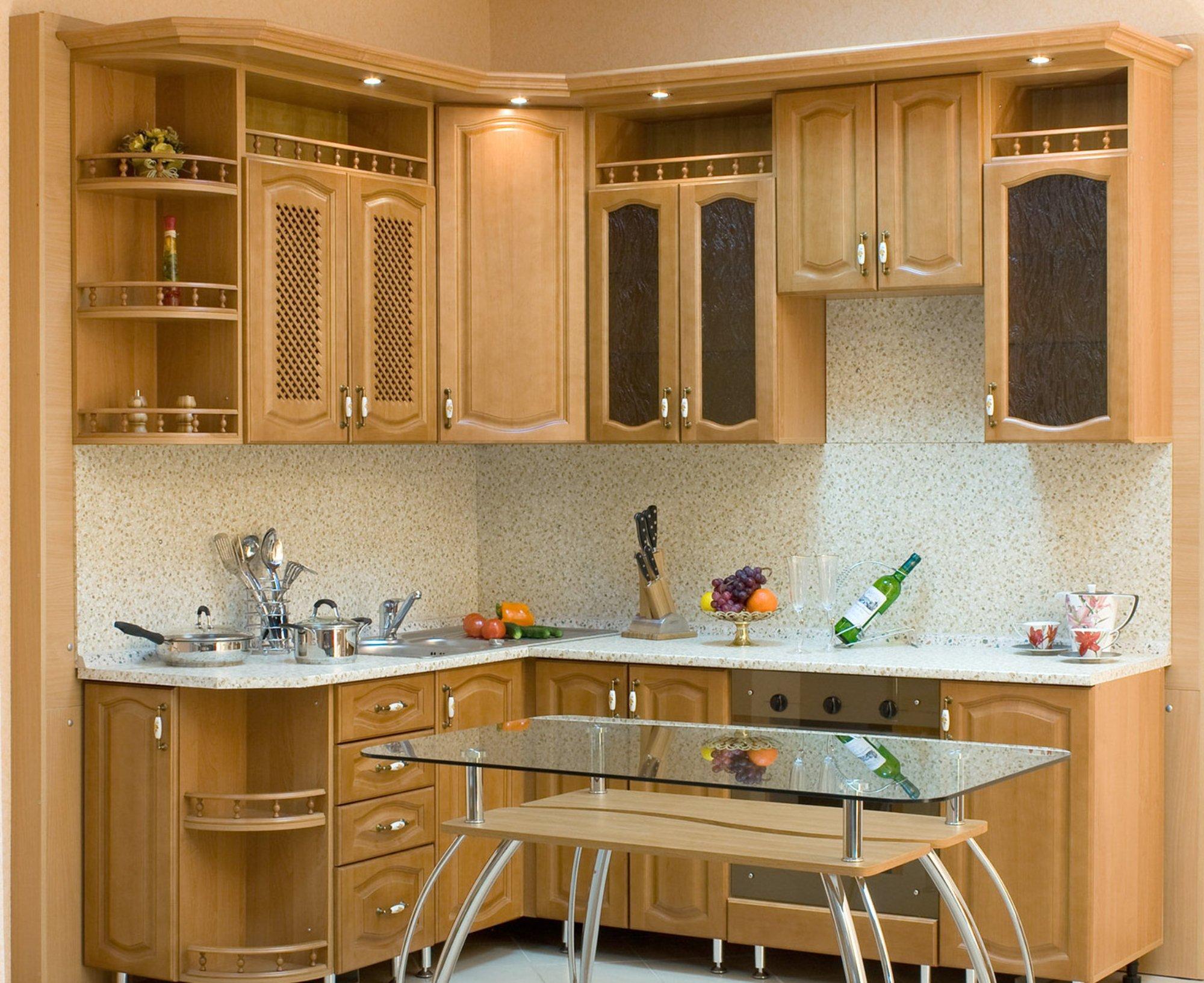 певица фото небольших угловых кухонь чем приступать работе