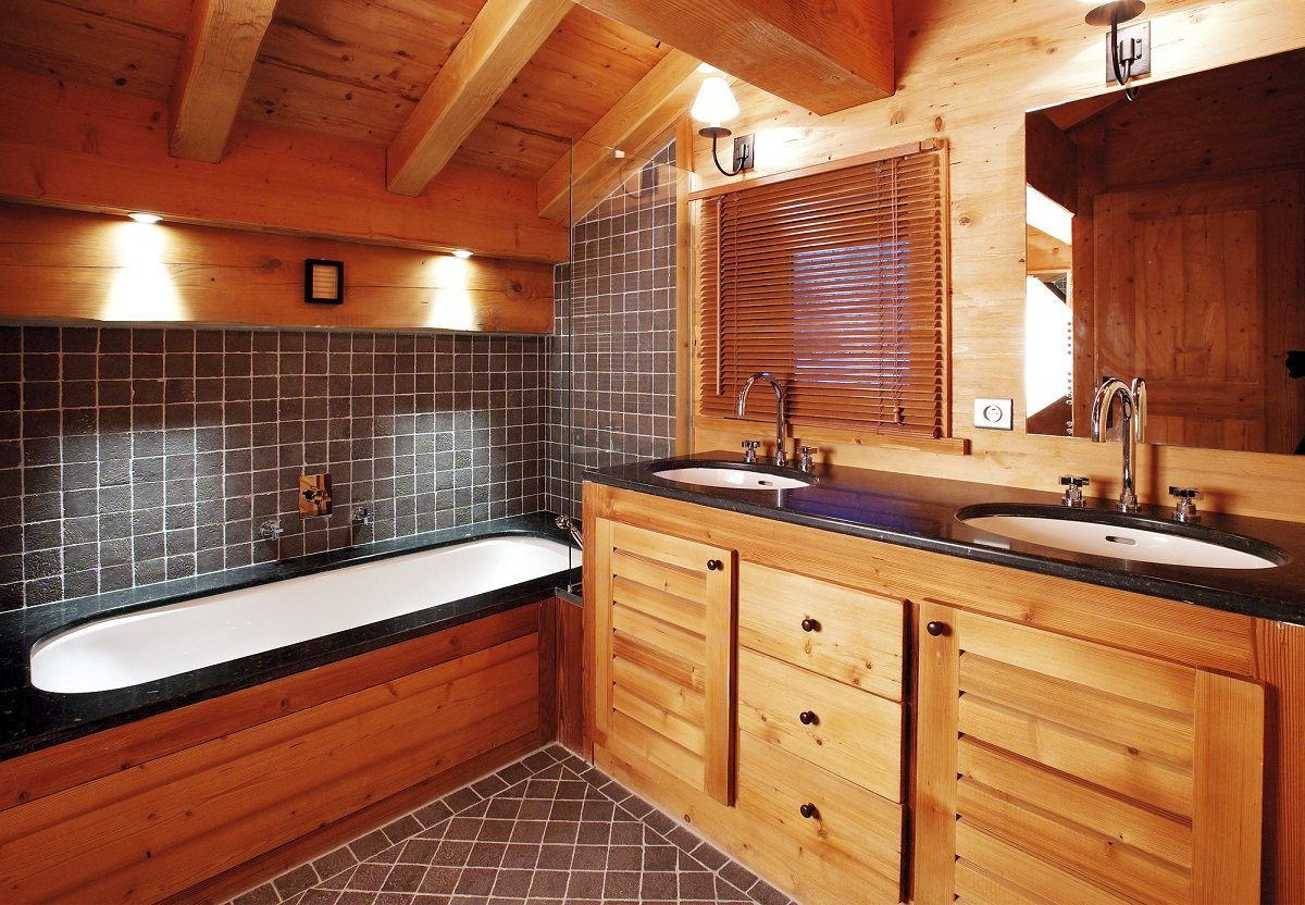 ждёт своего отделка комнат в деревянном доме фото должны гармонично