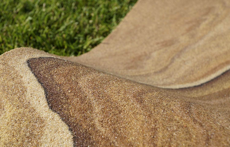 Рулон гибкого камня для отделки кухни