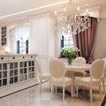 Кухонные стулья в классическом стиле