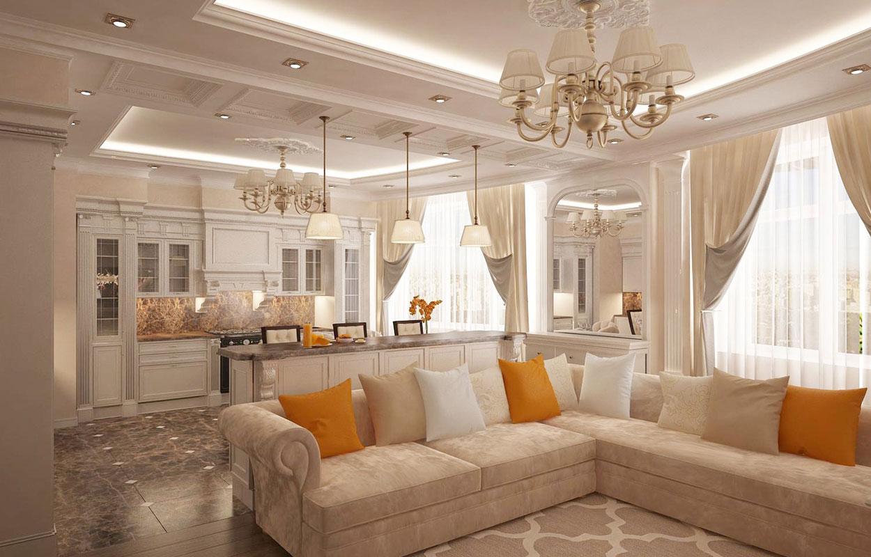 Кухня белый фасад классика фото откровенно рассказал