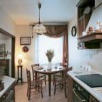 Индукционная панель в кухонной столешнице