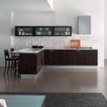 Дизайн кухни большой площади в частном доме