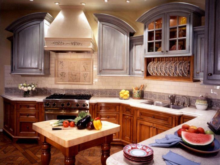 Мебель в кухне арабского стиля