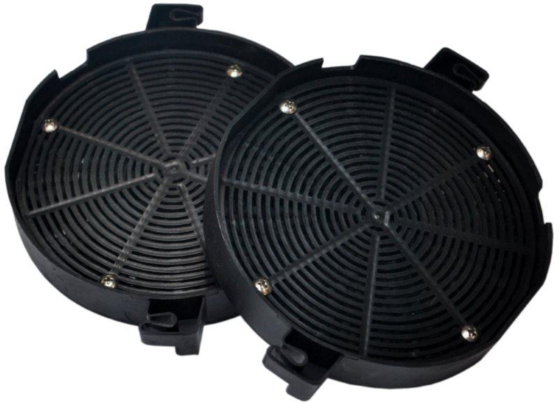 Два сменных угольных фильтра для кухонной вытяжки