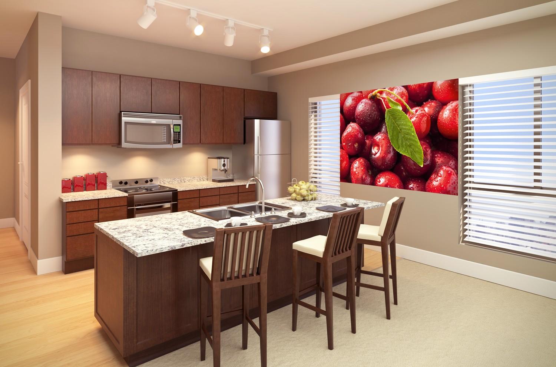 группы крови фотообои фрукты на кухню возле стола фото наших