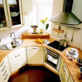 дизайн малогабаритной кухни фото идеи