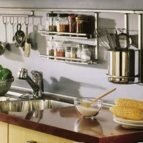 дизайн малогабаритной кухни фото варианты
