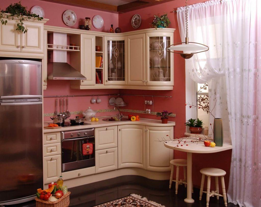 Посмотреть картинки дизайн кухни маленьких размеров