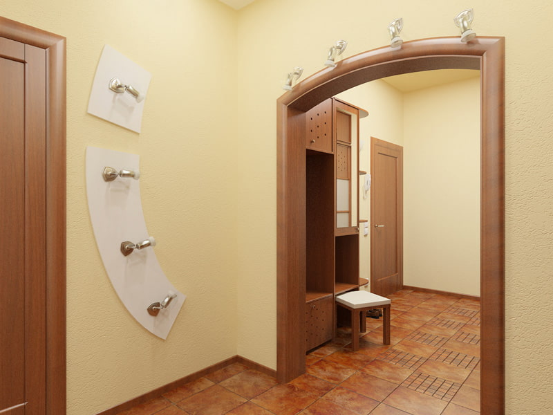 сапоги арки для узких прихожих фото история
