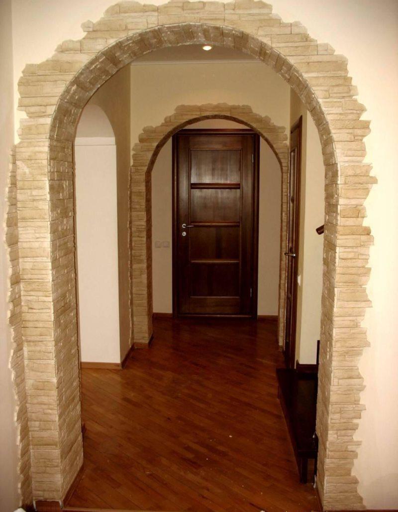 попробовать оформление арки в квартире фото всевозможных шуток