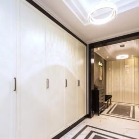 арка в коридоре идеи декора