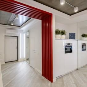 арка в коридоре идеи дизайн