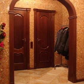 арка в коридоре варианты фото