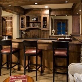 барные стулья для кухни дизайн идеи