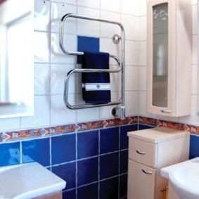 бельевая сушилка в ванной фото обзоры