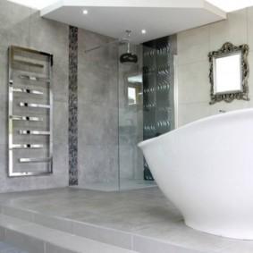 бельевая сушилка в ванной обзор