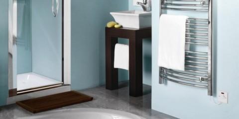 бельевые сушилки в ванной варианты идеи