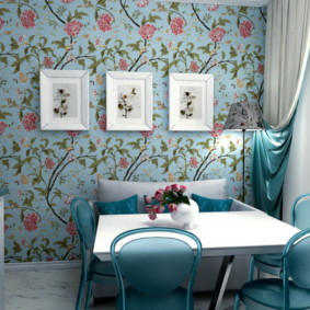 цвет стен на кухне идеи интерьера