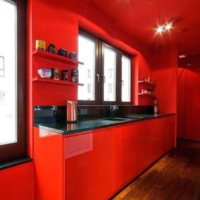 цвет стен на кухне идеи оформление